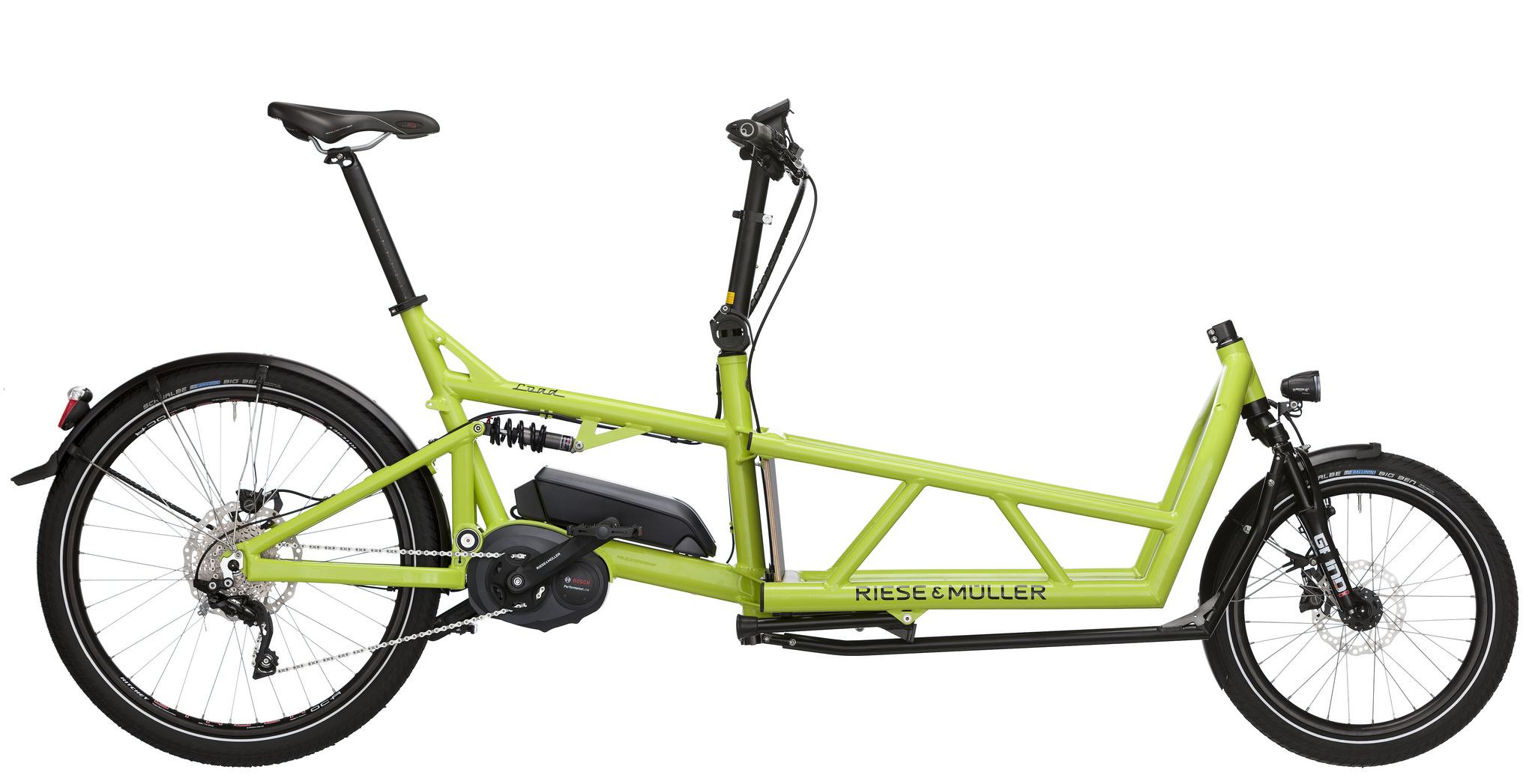vélo cargo LOAD