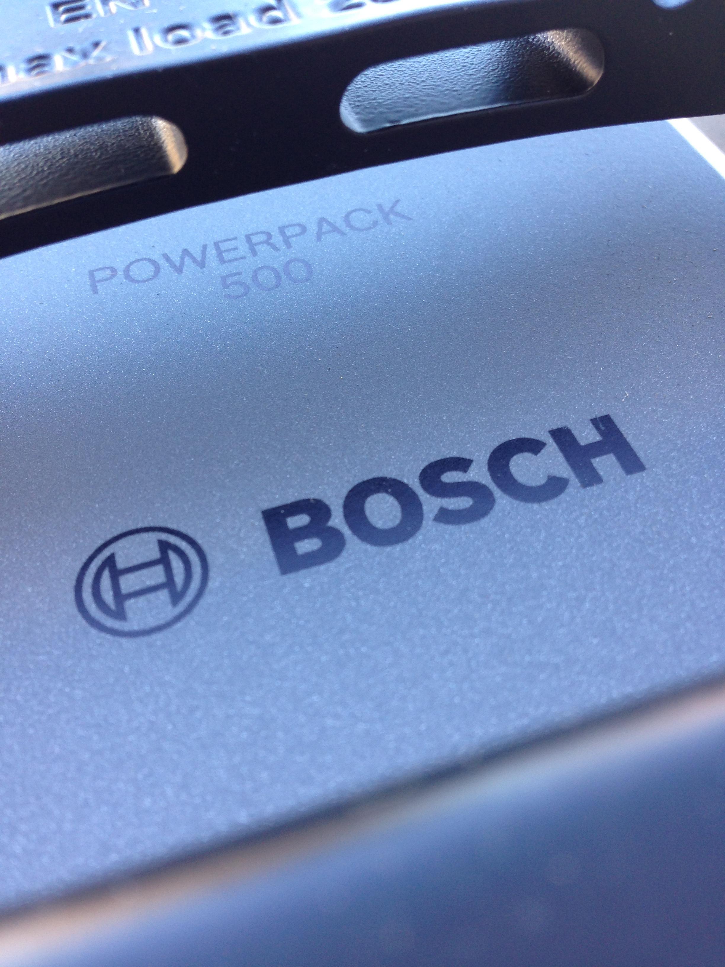 Batterie Powerpack 500Wh Bosch