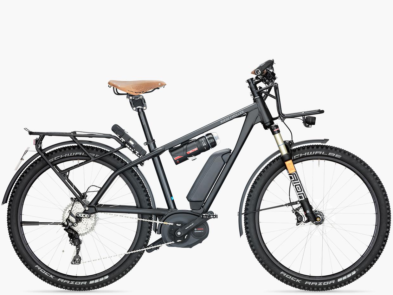 le meilleur vélo électrique du baroudeur