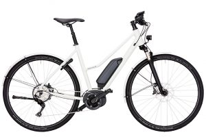 Roadster mixte blanc