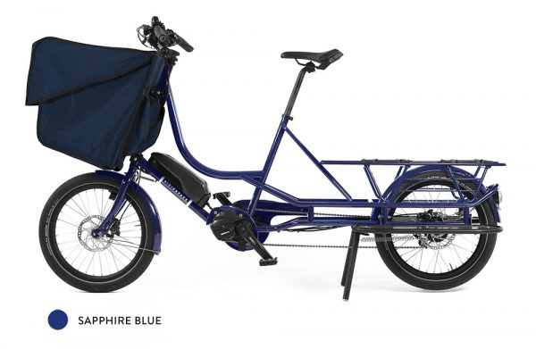 Justlong Sapphire Blue